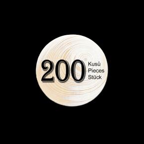 MWG - Fichte Zweig 200 stück