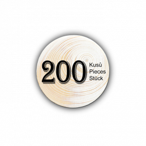 MWG - Smrk větev 200 KS