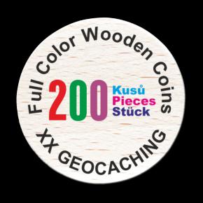 Farbe XWG 200 stück