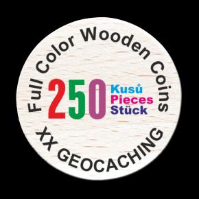 Farbe XWG 250 stück
