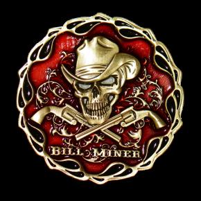 Western Geocoin - Bill Minner AG + RED