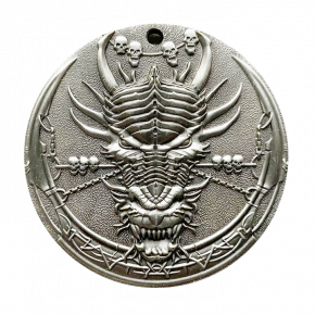 Dragon Legends Geocoin- Drakon AS