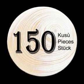 Spruce branch 150 pcs