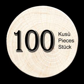 Buche Zweig 100 stück