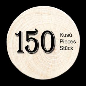 Buche Zweig 150 stück