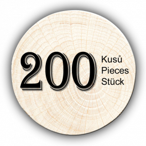 Buk větev 200 KS